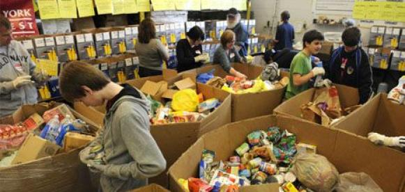 Banques Alimentaires CA