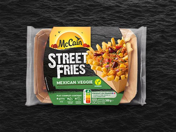 Street Fries Mexican Veggie