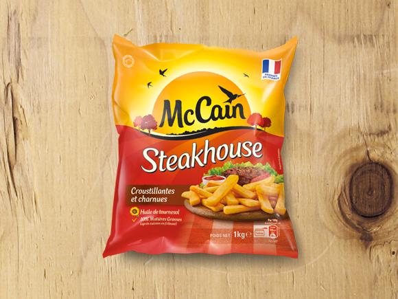 frites steakhouse - produit surgelé mc cain