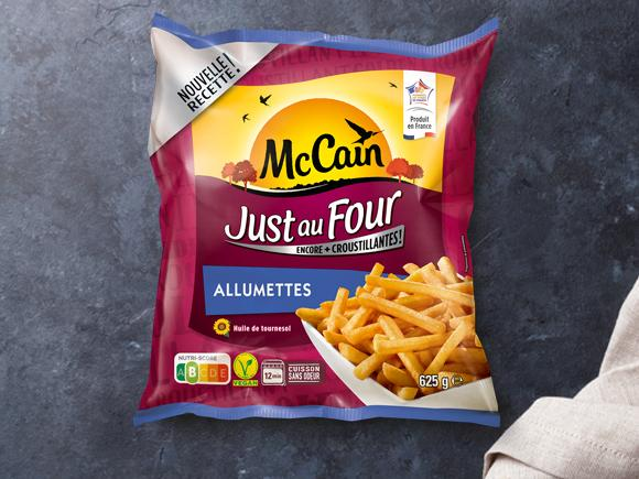 Just au four allumettes McCain frites au four