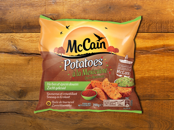 mccain foods limited Mccain foods limited is a canadian multi-national privately owned company that was established in 1957 in florenceville , new brunswick , canada it is one of the world's largest manufacturer of frozen french fries and other potato specialties.