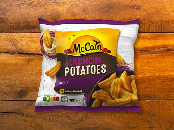 Crunchy Potatoes McCain