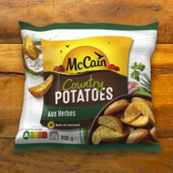 McCain Country Potatoes, Aux herbes