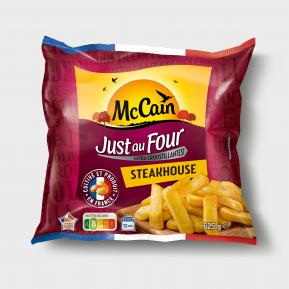 Just au four Steakhouse McCain frites au four
