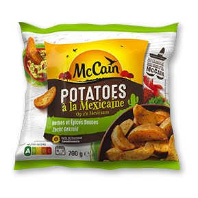 Potatoes à la Mexicaine McCain