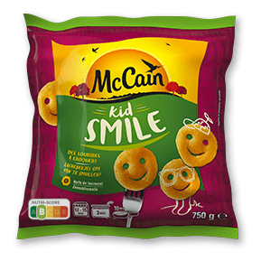 Kid Smile de McCain